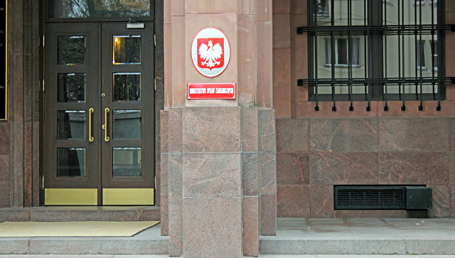 """Мнение о планах польского МИД: Польше """"везет"""" на чиновников"""