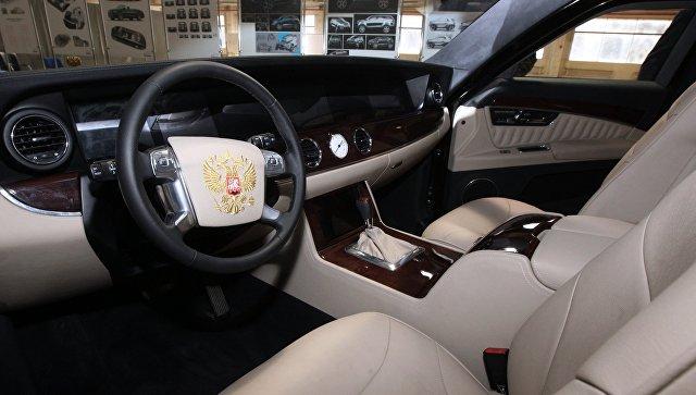 """Автомобили проекта """"Кортеж"""" появятся в свободной продаже в 2019 году"""
