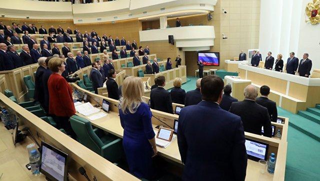 В Совфеде рассказали о ведущейся против России информационной войне