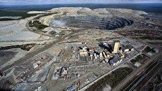 Рудник Удачный в Якутии. Архивное фото
