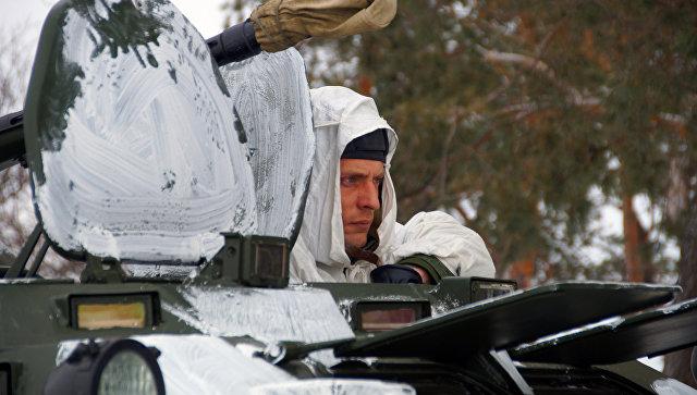 В ЛНР опровергли заявление Киева об обстреле позиций силовиков