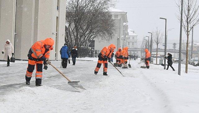 В Москве и области энергетики перешли на усиленный режим работы