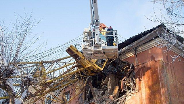Сегодня будет известно мнение знатоков осудьбе разрушенного дома