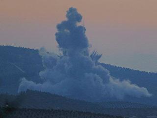 Турецкие самолеты начали операцию Оливковая ветвь против сирийского курдского анклава Африн, на северо-западе Сирии. 20 января 2018