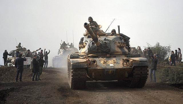 Тиллерсон: Турецкая военная операция в Африне отвлекла нас от борьбы с ИГ