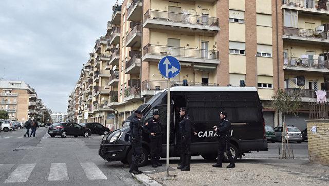 ВИталии арестовали 45 членов мафии «Каморра»