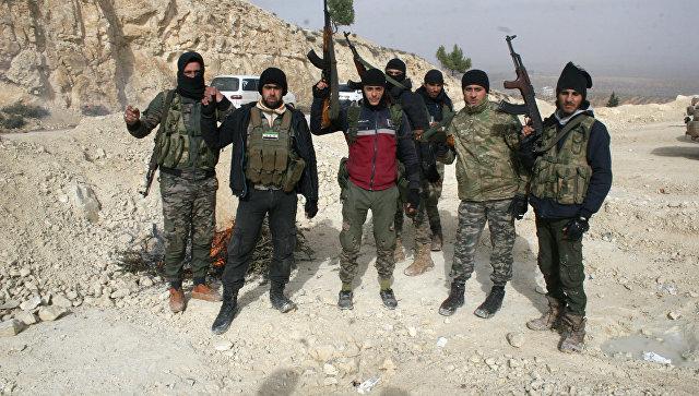 Турция заявила об уничтожении около 900 курдов с начала операции в Африне