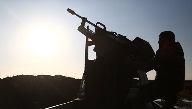 Курдские отряды YPG передали под контроль армии Сирии ряд районов Алеппо