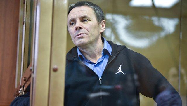Александра Ламонов в Мосгорсуде. 17 октября 2017