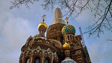 Реставрация храма Спаса на Крови в Санкт-Петербурге