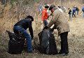 Многие серебряные волонтеры с удовольствием принимают участие в субботниках и других экологических мероприятиях