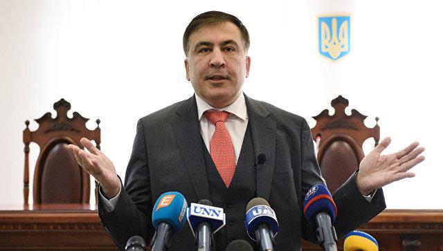 Саакашвили призывает выйти нановый марш 4февраля— продление следует