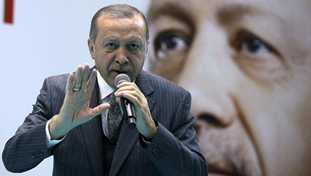 Эрдоган пригрозил Вашингтону «османским кулаком»