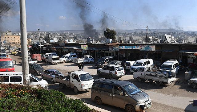 США взяли курс нарасчленение Сирии— Захарова