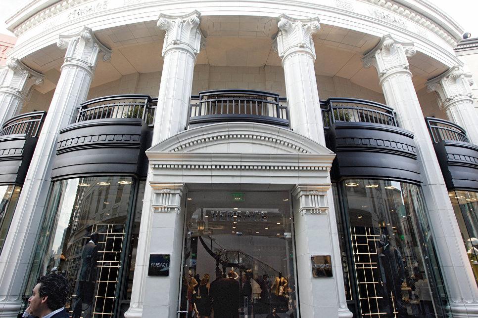 Versace в Беверли-Хиллз