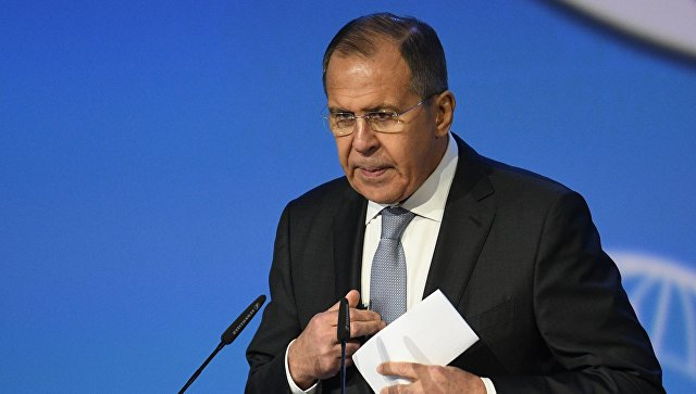 Лавров: Неучастие каких-то групп оппозиции в съезде вСочи— не катастрофа