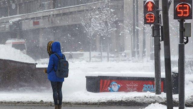 Синоптики обещали российской столице иПодмосковью 20-градусные морозы