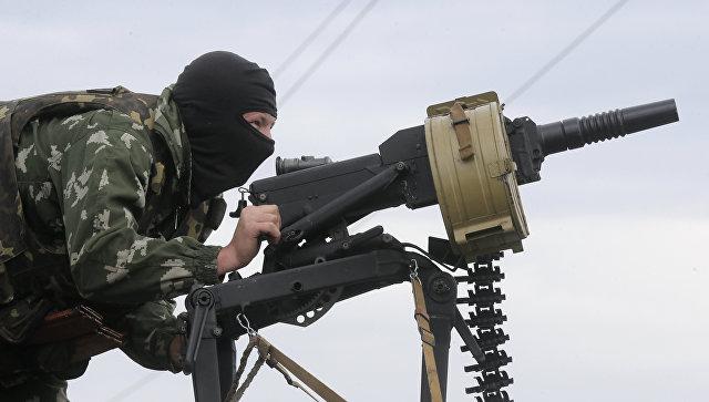В ДНР рассказали о потерях силовиков при атаке на Горловку