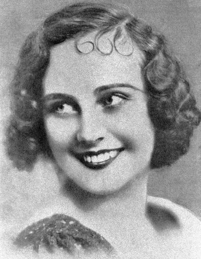 Победительница конкурса красоты Мисс Европа в 1933 году Татьяна Маслова
