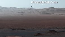 NASA опубликовало панорамную съемку с Марса