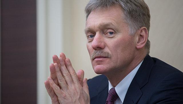 Песков прокомментировал требования США по Ирану