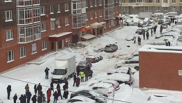ЧП в жилищном комплексе Бутово-Парк