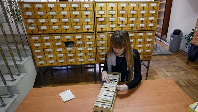 Заявку нареконструкцию государственной библиотеки вИжевске передали вМинкультРФ