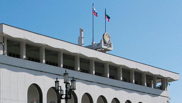 Здание правительства Республики Дагестан. Архивное фото