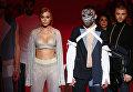 Показ коллекции Gasanova на Неделе моды в Киеве