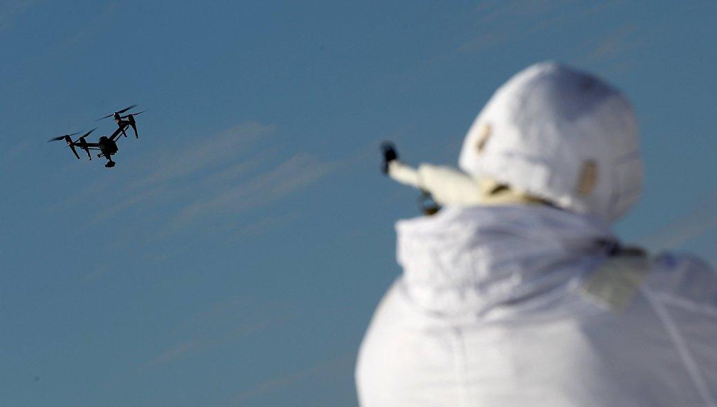 В Российской Федерации появилось оружие, способное «свести сума» дроны-разведчики