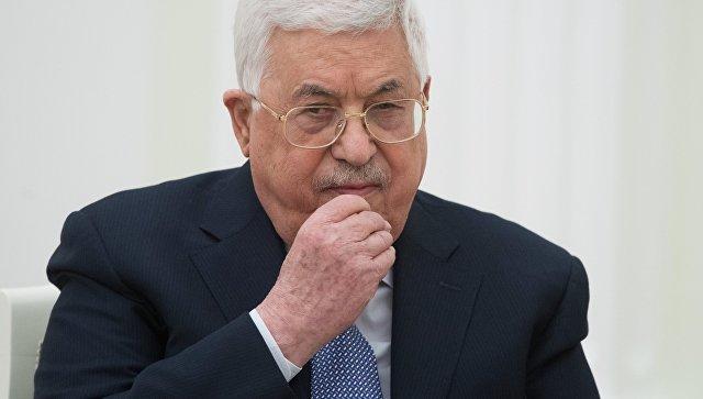 Главу Палестины выписали из больницы