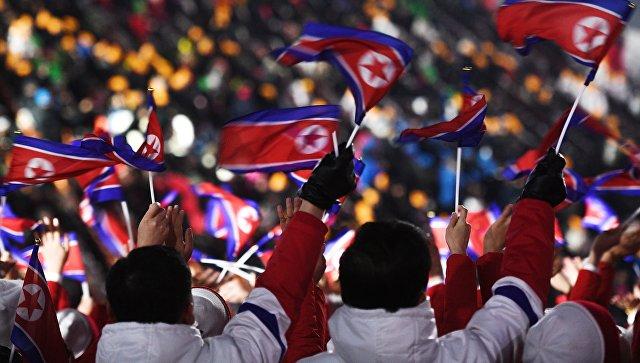Стало известно, кто возглавит делегацию КНДР назакрытии Олимпийских игр
