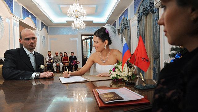 Регистрация браков в день 12.12.12