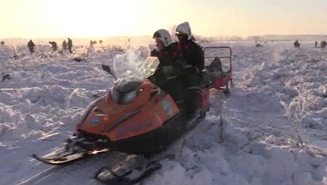 В Хакасии пропали туристы, отправившиеся кататься на снегоходах