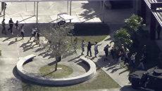 Стрельба в школе на юге Флориды. Архивное фото