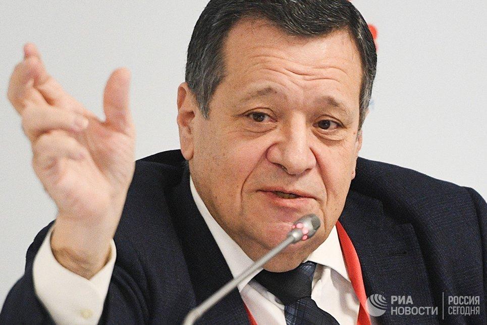 Председатель комитета Государственной Думы Федерального Собрания Российской Федерации по бюджету и налогам Андрей Макаров