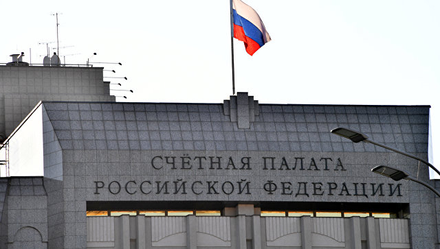 Здание Счетной палаты РФ
