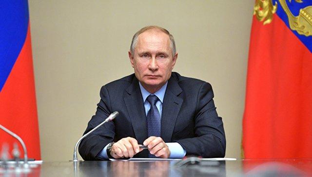 Путин поручил утвердить план производства продукции гражданского назначения
