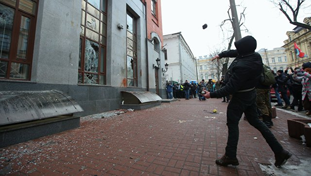 Россия в ПА ОБСЕ поднимет вопрос о нападении на здание Россотрудничества