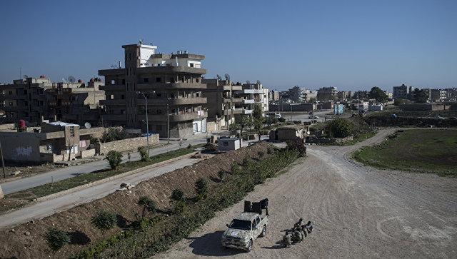 На северо-востоке Сирии произошел теракт