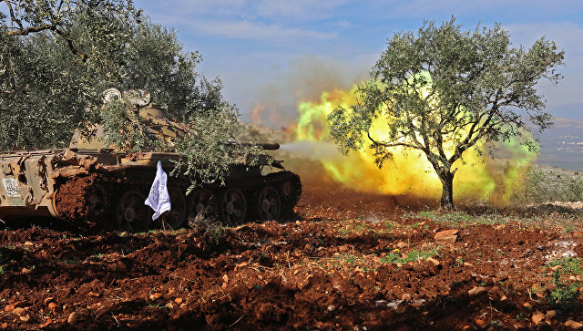 В Анкаре рассказали, когда закончится военная операция в Африне
