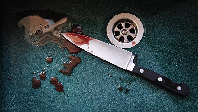 Нож. Архивное фото