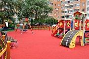 Детский городок в Пресненском районе