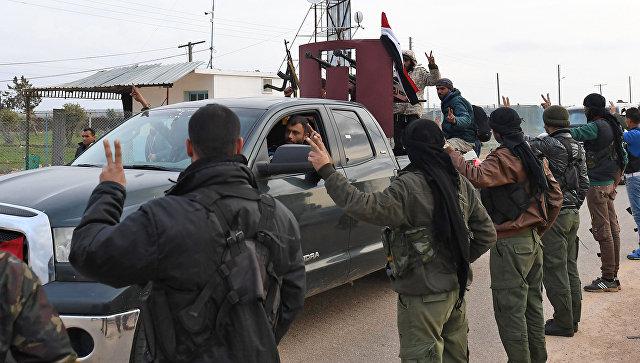 Курды требуют от СБ ООН оказать давление на Турцию из-за операции в Африне