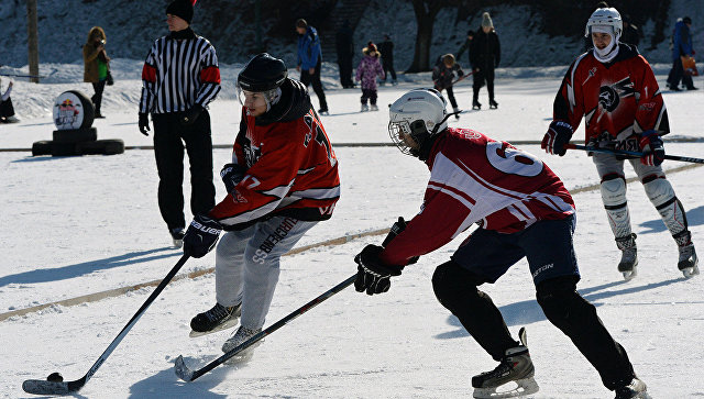 Начался набор волонтеров на чемпионат мира по хоккею среди юниоров