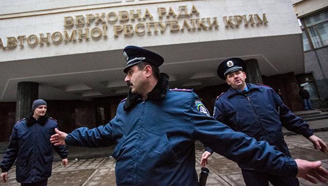 Порошенко испугался за свою жизнь во время визита в Крым в 2014 году