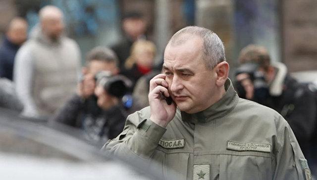 Военный прокурор Украины Анатолий Матиос. Архивное фото