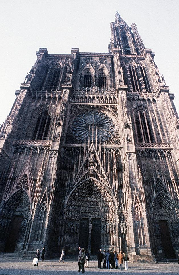 Страсбургский Нотр-Дам