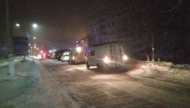 Пожар вобщежитии под Пермью привел к смерти 6-ти человек
