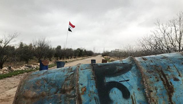 Русская комиссия зафиксировала 16 нарушений перемирия вСирии засутки